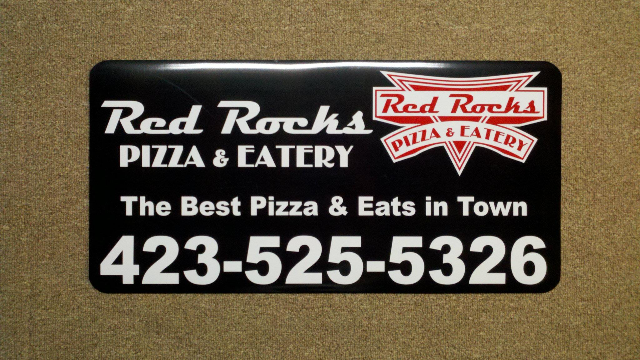 Red Rocks Pizza & Eatery