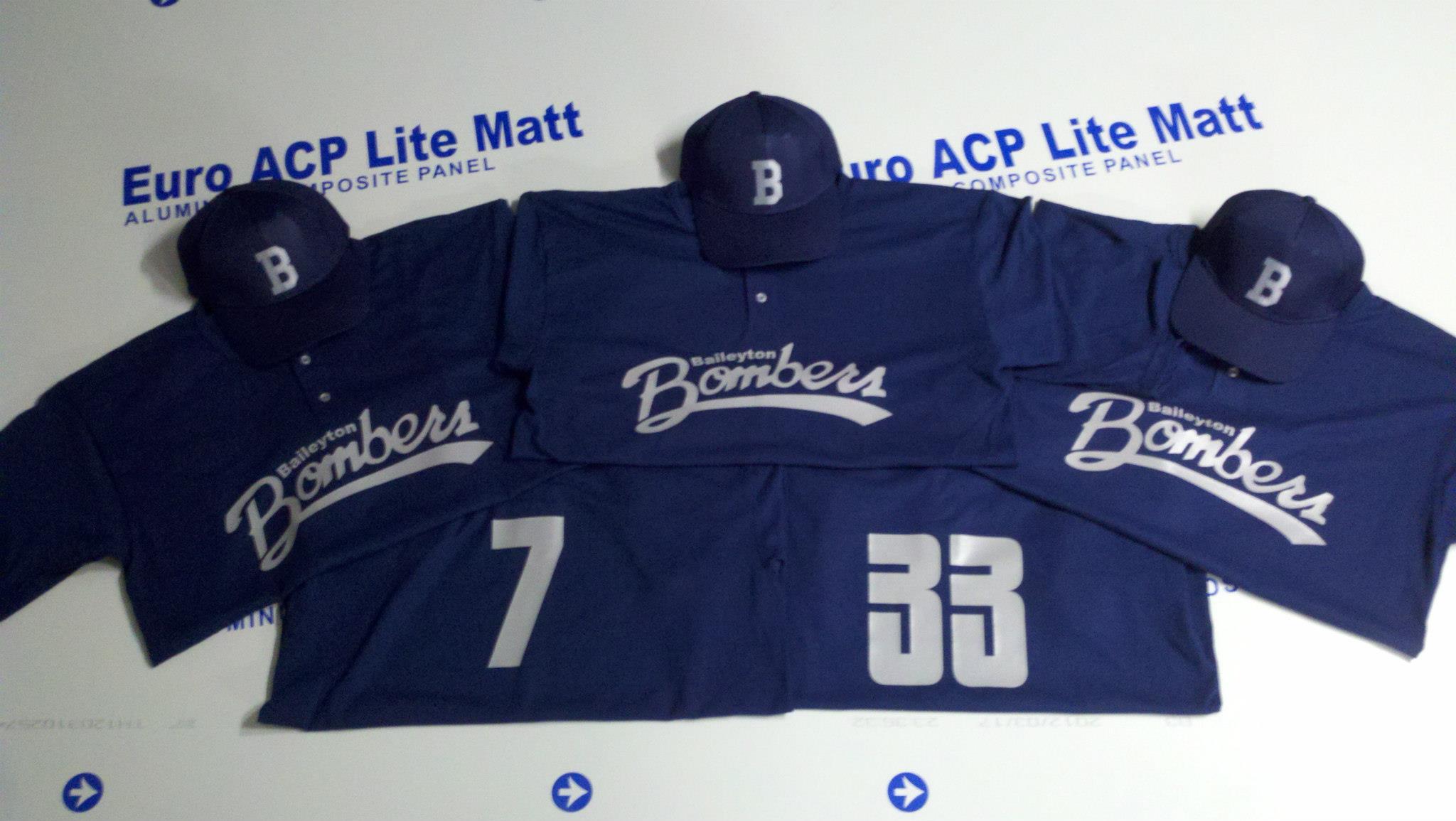 Baileyton Bombers Baseball