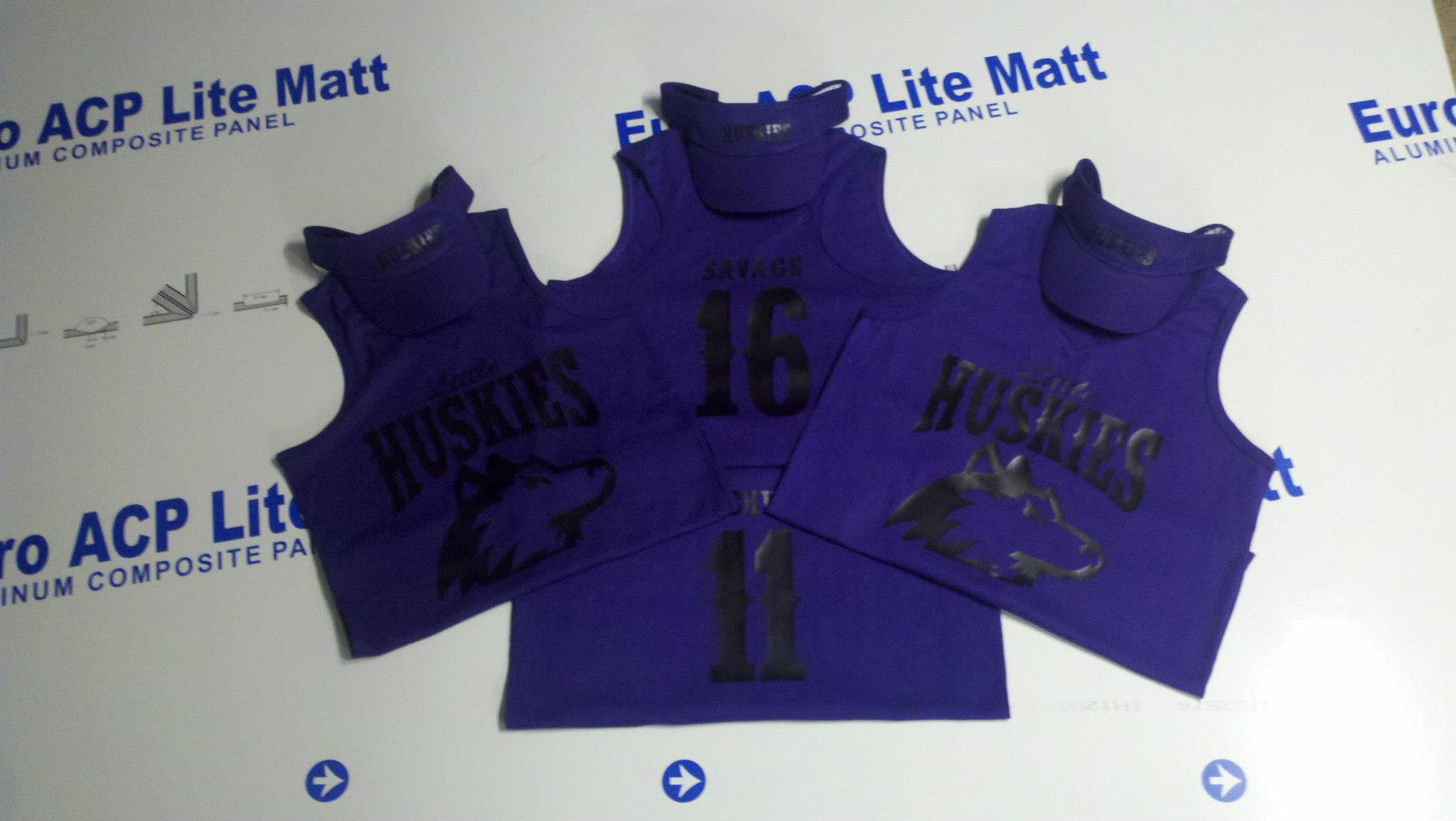 Lil Huskies Softball